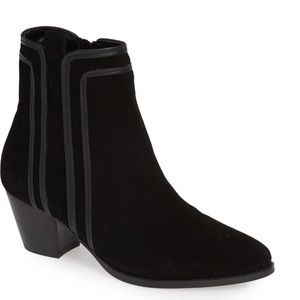 Coconuts by Matisse Black Ankle Boots